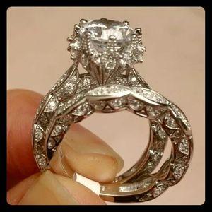 💍💍2-Pc.Engagement Ring Set 💍💍